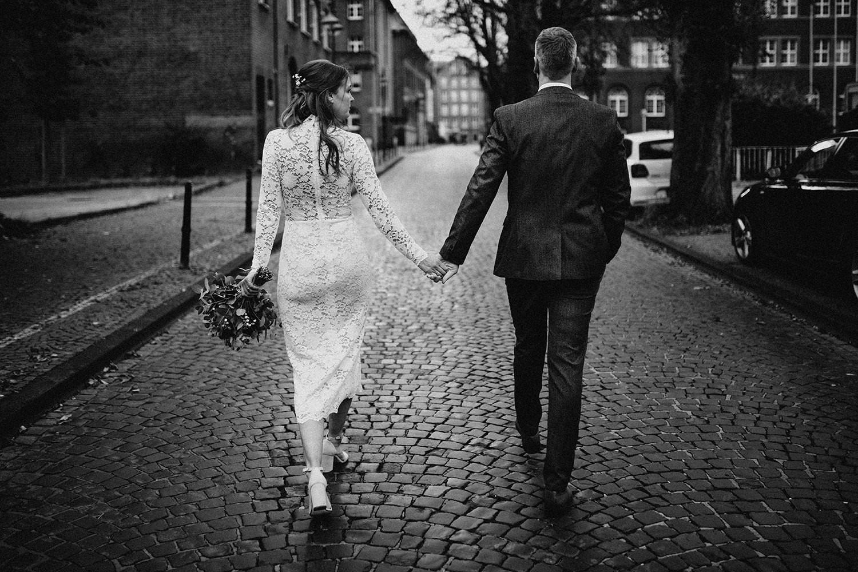 Herbst Hochzeit in Bottrop